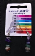 Gemstone Chip Chakra Earrings